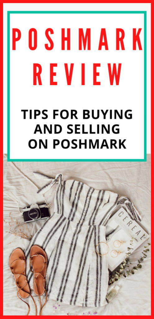 poshmark reviews for shopping and selling