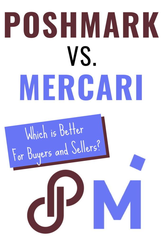 poshmark vs mercari comparison
