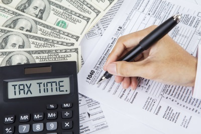 review of 1040 com tax filing service