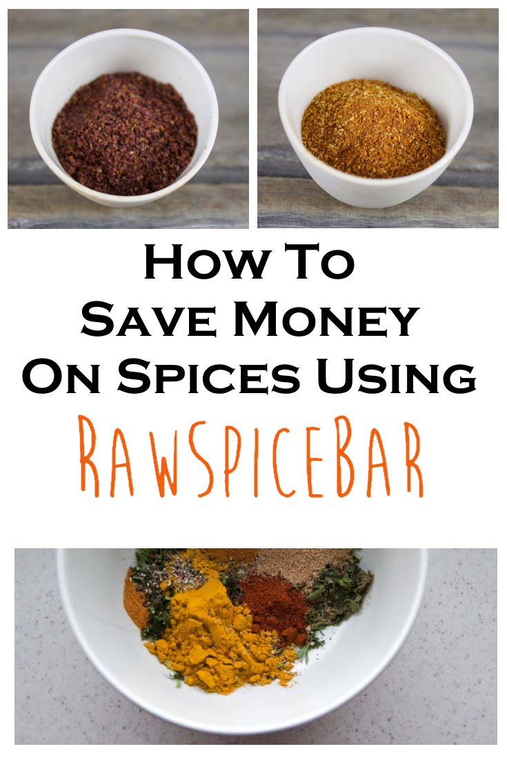 save money with rawspicebar review
