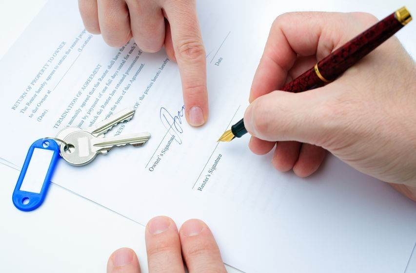 becoming a landlord