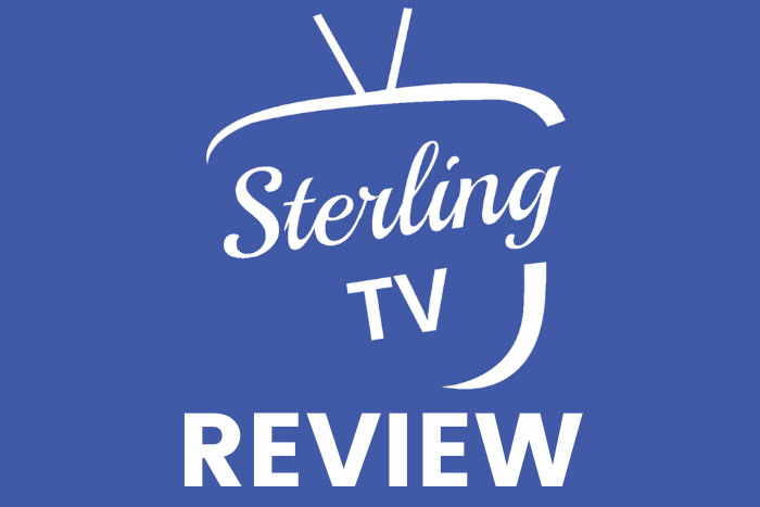 sterling tv review