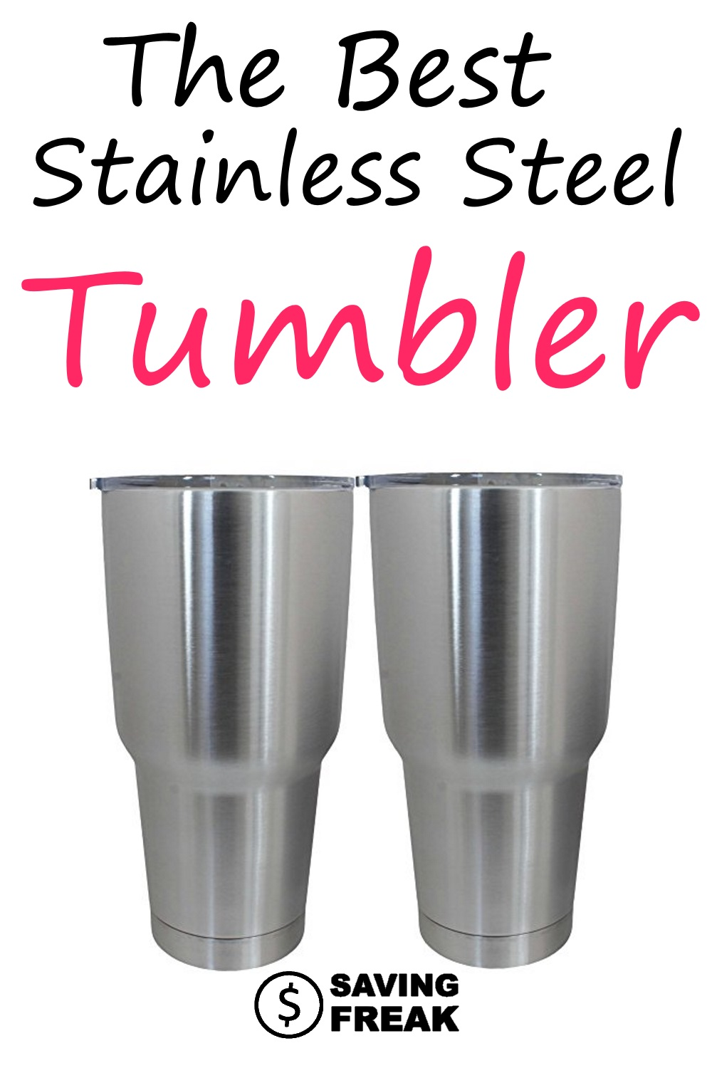 yeti vs rtic vs orca vs ozark trail - the best stainless steel insulated tumblers