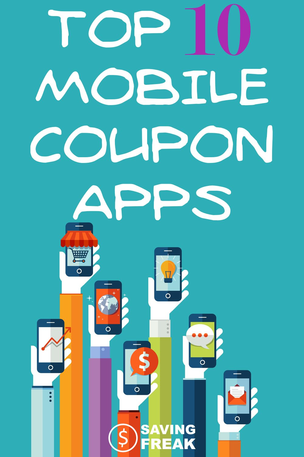 top 10 best mobile coupon apps