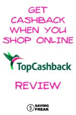 Save Money on All Your Online Shopping – TopCashback Review
