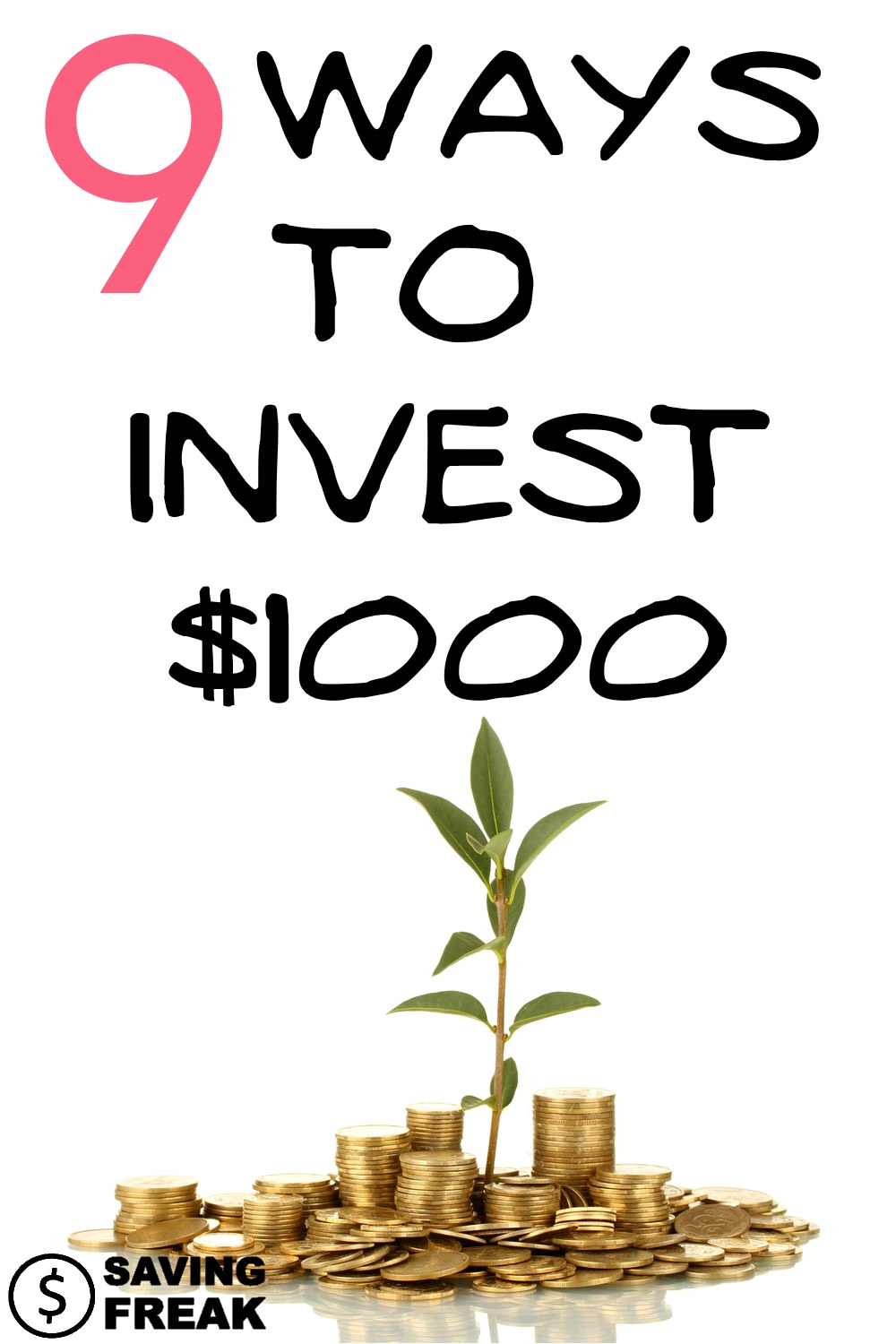 ways for how to invest $1000