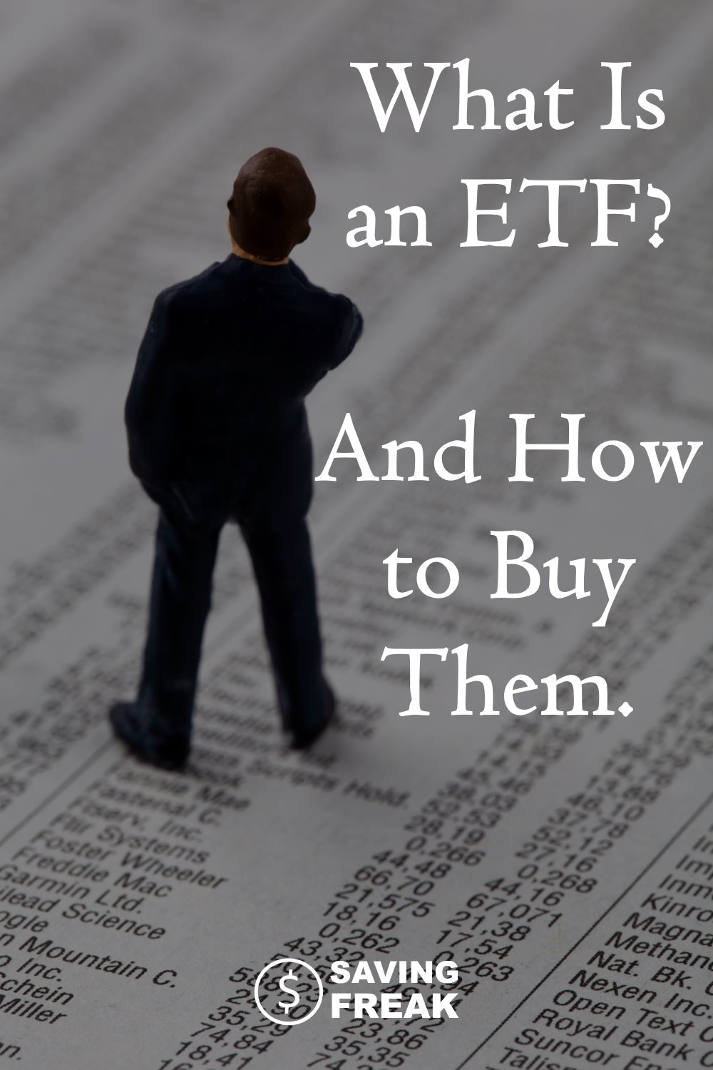 Buying an ETF is as easy as buying a stock. This article covers the details of what is an etf and simple ways to buy them.